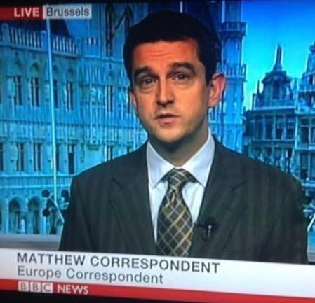 Matt Correspondant